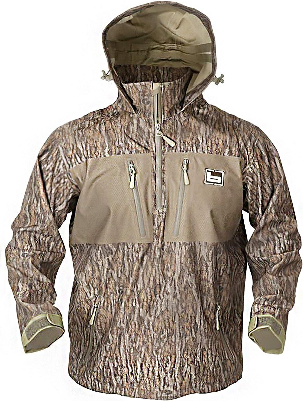 Banded Men's Hunting Waterproof 1/4 Zip Hooded Pullover