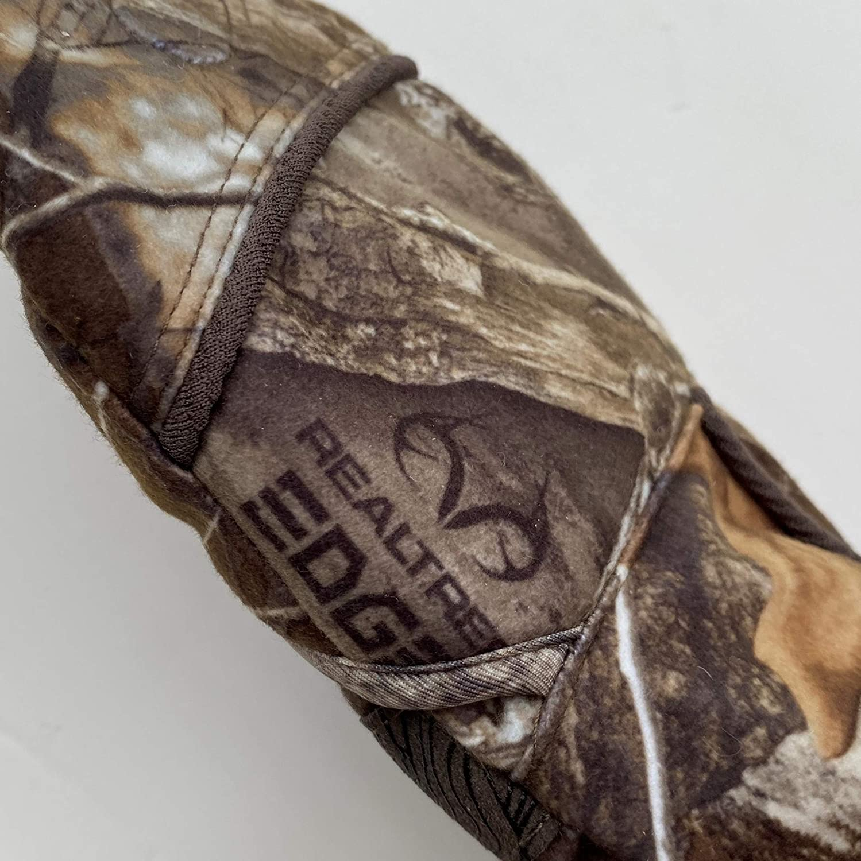 Magellan Outdoors Real Tree Edge Women's Ozark Pop-Top Insulated Gloves