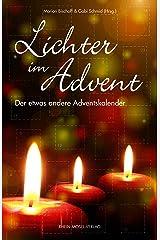 Lichter im Advent: Der etwas andere Adventskalender Kindle Ausgabe