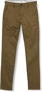 Celio Men's MOTALIA4 Pants, Bronze, 36 W/34 L