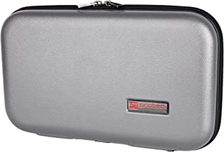 Protec Micro-Sized ABS Protection Oboe Case, Silver (BM315SX)