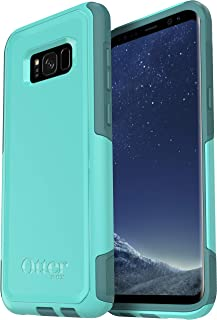 OtterBox COMMUTER SERIES Case for Samsung Galaxy S8 PLUS (ONLY) - Non-Retail Packaging -AQUA MINT WAY