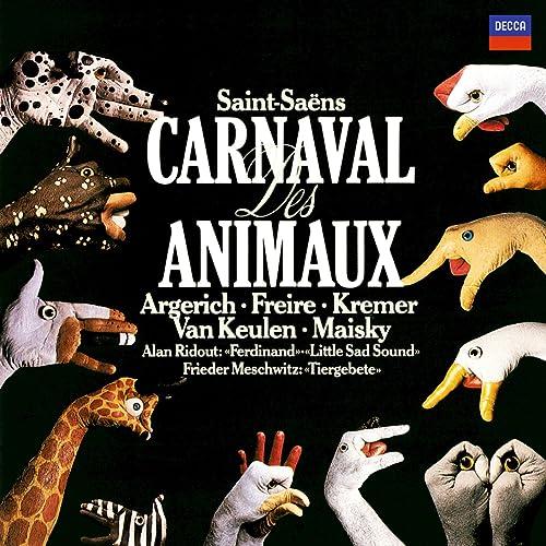Le Carnaval Des Animaux - Le Cygne by Mischa Maisky & Martha