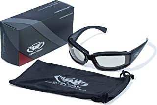 Global Vision Eyewear 24 Stray Cat Series with Gloss Black Frames