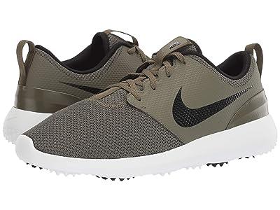 Nike Golf Roshe G (Medium Olive/Black/Summit White) Men