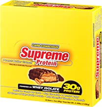 Quadruple Layer Protein Bar Peanut Butter Crunch – 12 Bars x 3 oz 2 3 lbs Estimated Price : £ 47,77