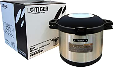 Tiger NFI-A800 Vacuum Insulated Non-Electric Thermal Cooker, Double Wall, 271 Oz/8 L