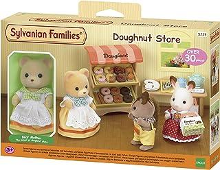 Sylvanian Families Doughnut Store, Regular, Multi-Colour, 5239