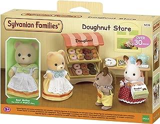 Sylvanian Families Doughnut Store,Playset