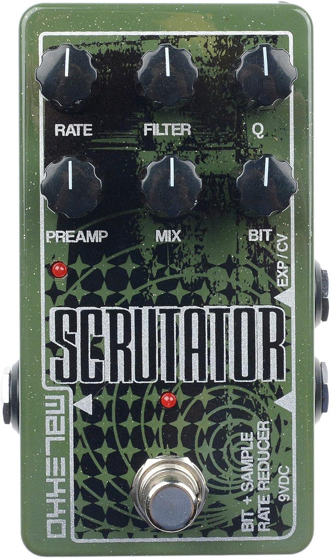 通販 激安◆ Malekko Scrutator Sample 贈呈 Rate and Reducer Bit Pedal