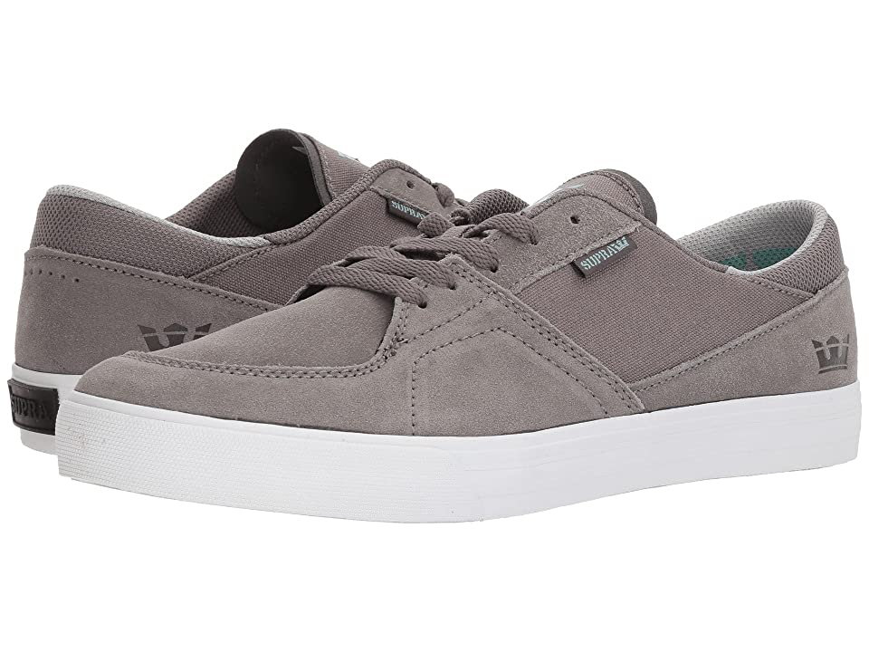 Supra Melrose (Grey/White) Men