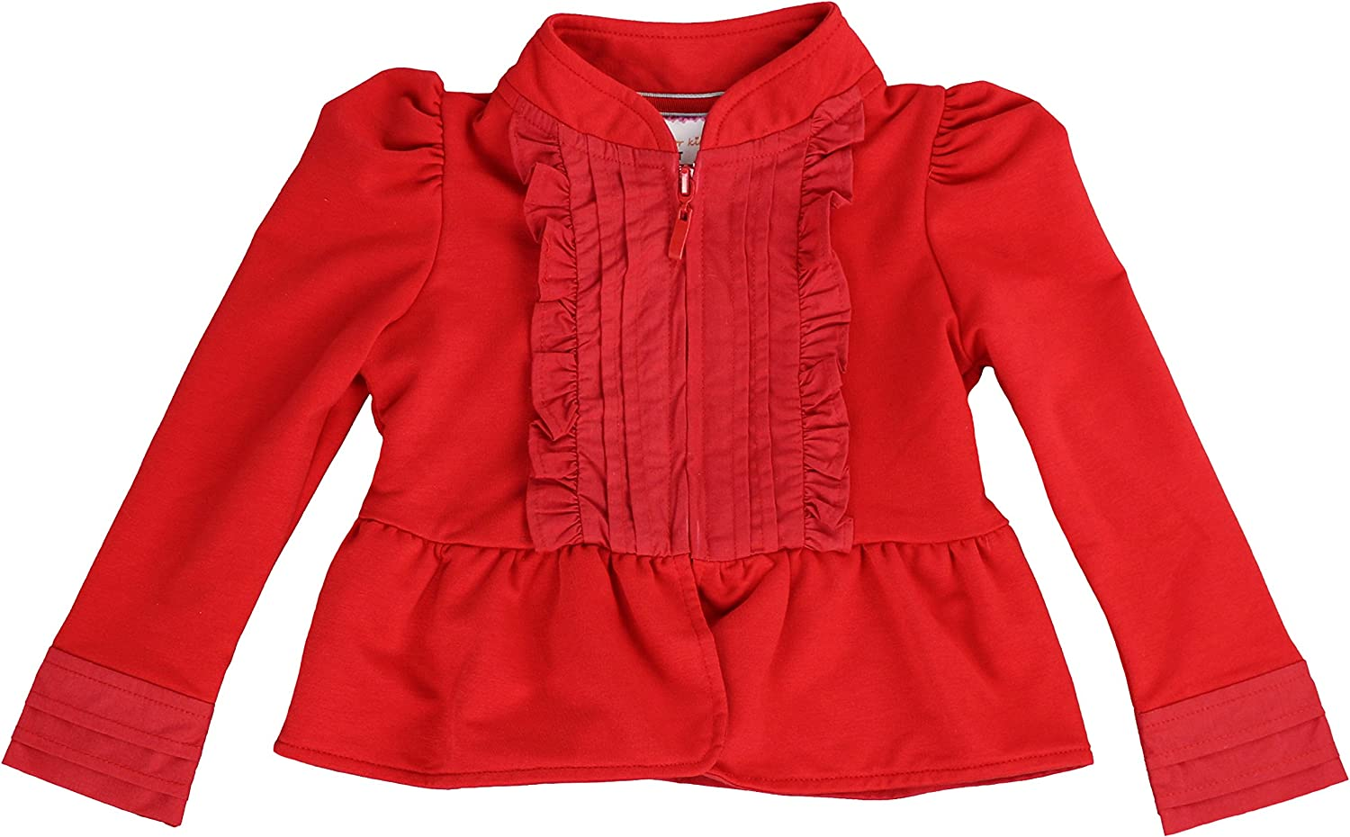 LELEFORKIDS- Toddlers Ultra-Cheap Deals and Girls 2-7 French Knit Terry Kiss Max 52% OFF 8