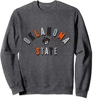 Oklahoma State University NCAA Women`s Sweatshirt CD8CS02