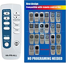 Sponsored Ad - Replacement for Frigidaire Air Conditioner Remote Control Listed in The Picture (B)