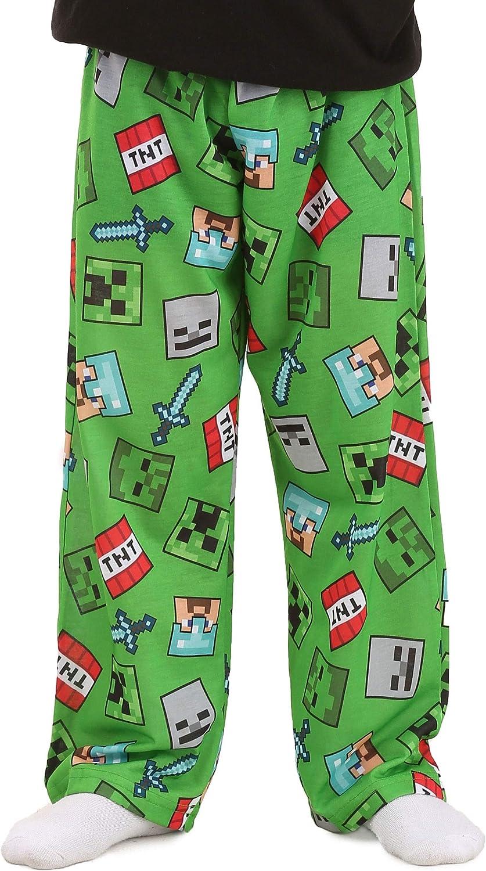 Minecraft Boys Lounge Pant