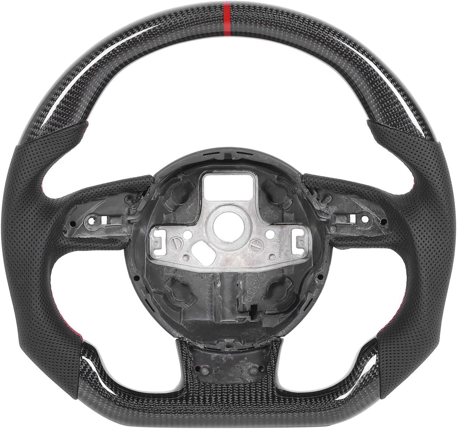 Yctze Can be Don't miss the campaign customized Carbon Nappa Steering Perfor Popular product Wheel Fiber