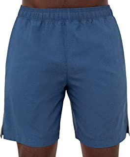 Layer 8 Men's Hybrid All Purpose Woven Athletic Shorts 7 and 9 Inch Inseams