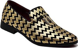 Wooden04N Mens Classic Refinement Cap Toe Oxfords Simple Plain Prince Dress Shoes