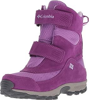 Columbia Kids' Youth Parkers Peak Velcro Waterproof Winter Boot Snow