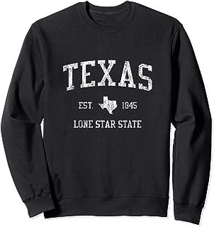 Best vintage texas sweatshirt Reviews
