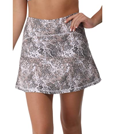 Soybu Spirit Skort (Distressed Camo Gray) Women
