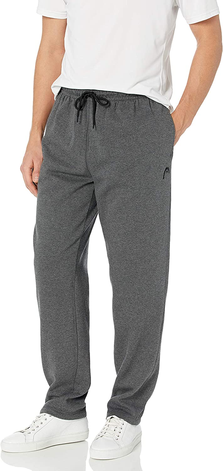 Rapid rise Baltimore Mall HEAD Men's Relaxed Fit Running Pants - Work Performance Athletic