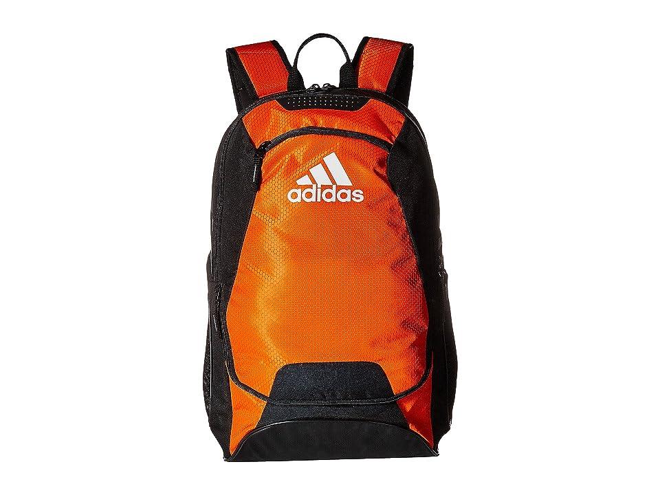 adidas Stadium II Backpack (Orange) Backpack Bags