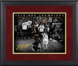 LeBron James Cleveland Cavaliers Framed 11