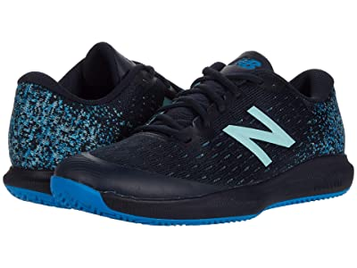 New Balance Clay Court Fuel Cell 996v4 (Eclipse/Multicolor) Men