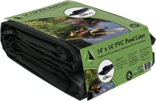 Algreen Pond and Water Gardening Liner, 14-Feet by 14-Feet