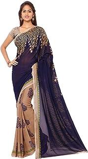 Anand Sarees Saree with Blouse Piece