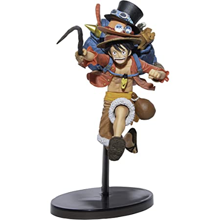 Banpresto One Piece Three Brothers Sabo Figure
