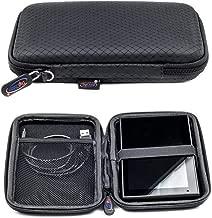 Digicharge Slim Hard Carry Case for Garmin Drive 60LM 61LMT-S DriveSmart 65 60 LM 61 LMT-S Fleet 660 670V 670 Camper 660LMT-D 660 Nuvi 67LM 68LM 67 68 2659LM 2699LMT-D 2699 2659 with Hand Strap