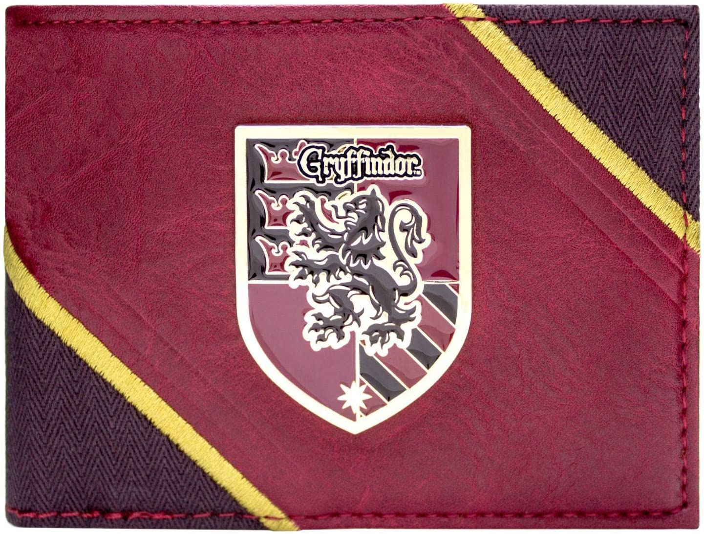 Cartera de Harry Potter Godric Gryffindor Cresta Rojo