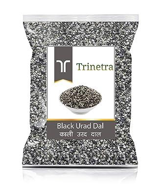 Trinetra Urad Dal Split (Black Gram Split)-500gm (Pack of 1)
