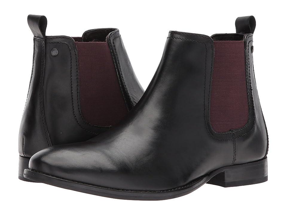 Image of Base London Holton (Black) Men's Boots