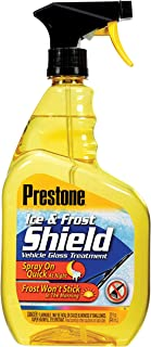 Best prestone ice and frost shield Reviews