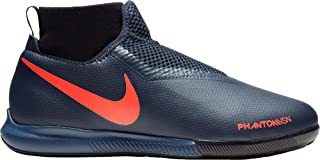 Kids' Phantom Vision Academy Dynamic Fit Indoor Soccer Shoes - Blue/Red, 1.5 Little Kid