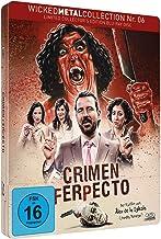Crimen Ferpecto - Ein ferpektes Verbrechen - Wicked Metal Collection Nr. 06 - Limited Collector's Edition auf 500 Stück mit C-Card - Ungekürzte Fassung [Alemania] [Blu-ray]
