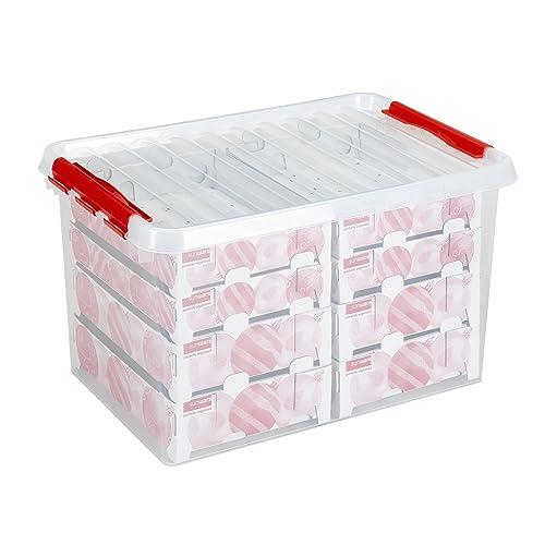 Aufbewahrungsbox Weihnachtskugeln.Aufbewahrungsbox Weihnachtskugeln Amazon De