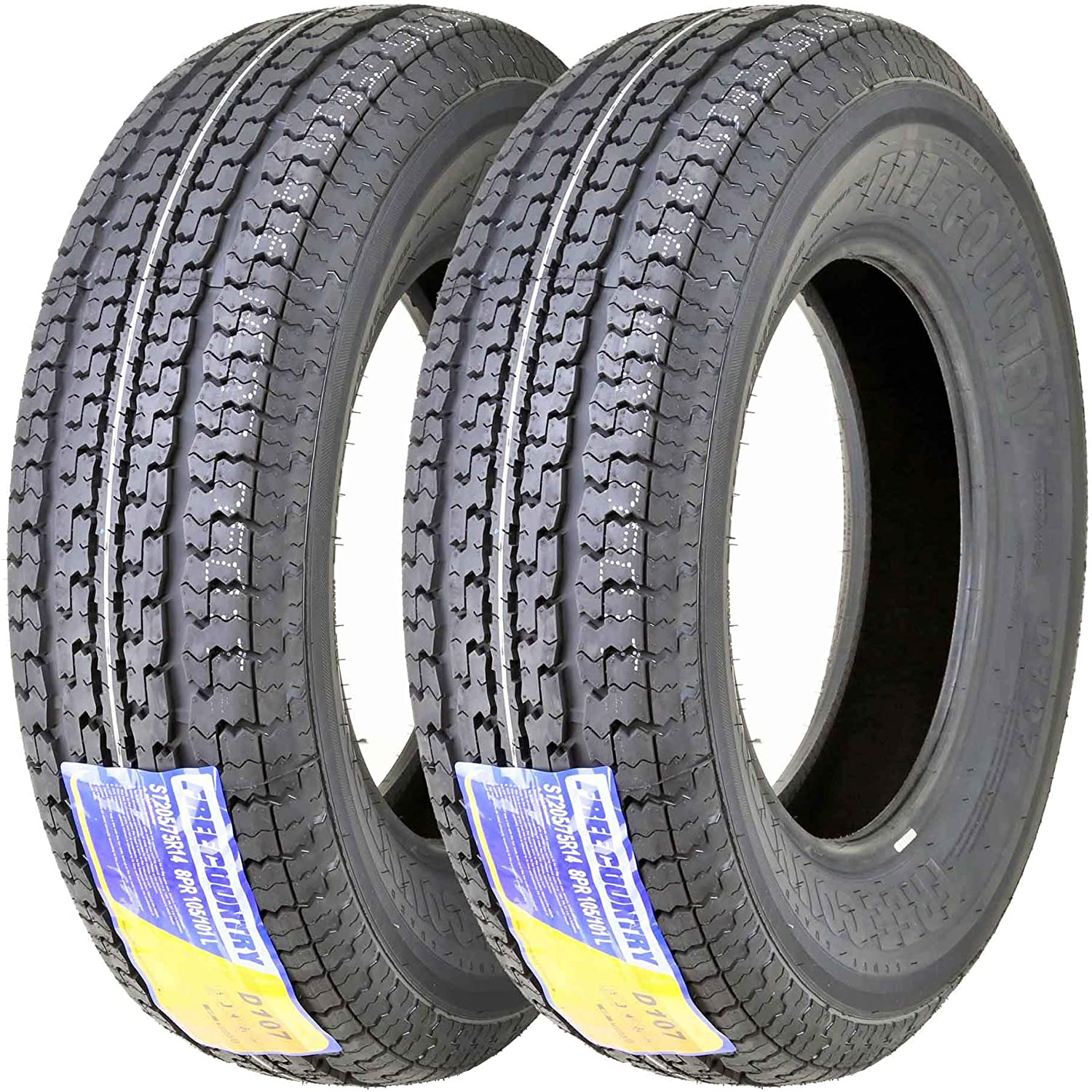 GOODYEAR ENDURANCE all/_ Season Radial Tire-ST215//75R14 D//8 108N