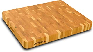 Catskill Craftsmen 19-Inch End Grain Chopping Block