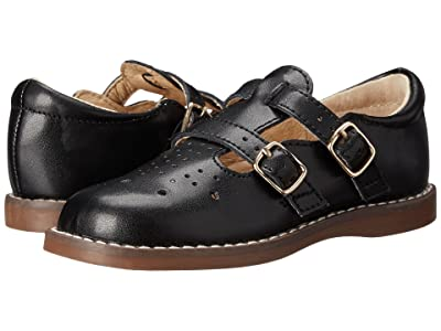 FootMates Danielle 3 (Infant/Toddler/Little Kid) (Black) Girls Shoes