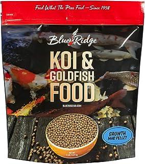 5 Pound Mini Pellet Growth Formula Koi & Goldfish Pellet Food