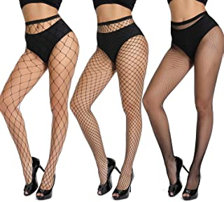 Thigh High Stockings Suspender Pantyhose Tights with...