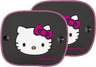 Hello Kitty KIT3014 solskydd för bilar och barn 2 stycken