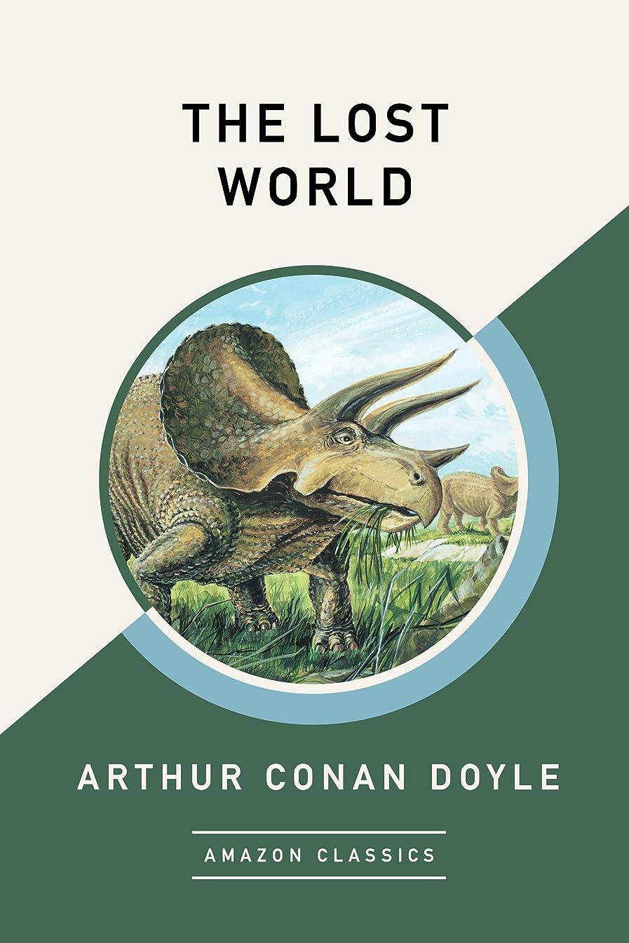 キャップサスペンドオーバーランThe Lost World (AmazonClassics Edition) (English Edition)