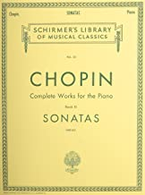 Sonatas: Schirmer Library of Classics Volume 35 Piano Solo (Schirmer Library of Musical Classics)