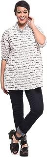 Tulip Clothing Logan Button Down Shirt in Bicycle Print