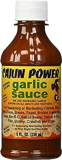Cajun Power Sauce (Garlic Sauce, Original Recipe) 8 oz.